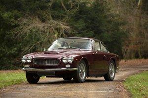 1963 Maserati 3500 GTi Sebring par Vignale No reserve For Sale by Auction