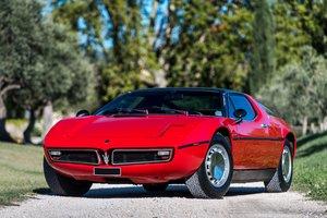 1972 Maserati Bora 4,7L No reserve For Sale by Auction