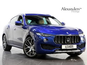 2017 17 17 MASERATI LEVANTE V6D AUTO For Sale
