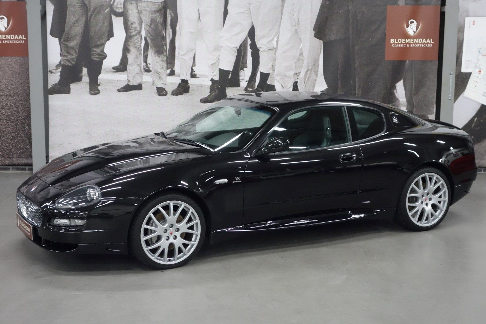 2005 Maserati GranSport 4.2 Coupe SOLD   Car and Classic