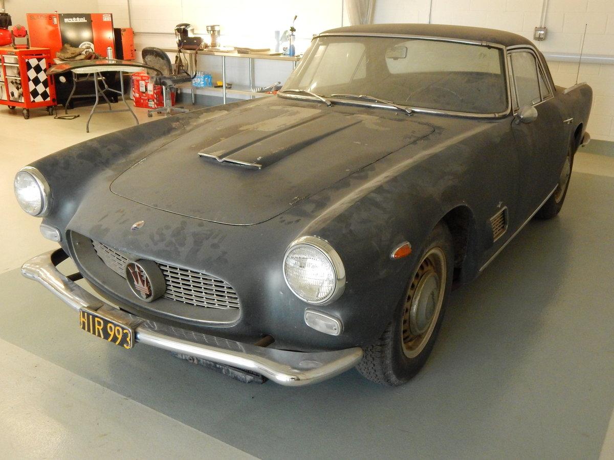 1962 Maserati 3500gti For Sale (picture 1 of 4)