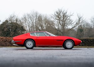 1970 Maserati Ghibli SS For Sale by Auction