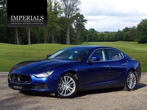 2014 Maserati  GHIBLI  S V6 SALOON AUTO  25,948 For Sale