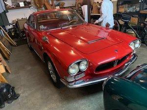 # 23222 1967 Maserati Sebring