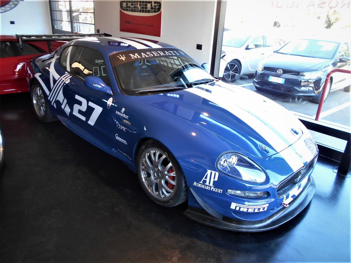 2005 Maserati Trofeo GT For Sale (picture 1 of 6)