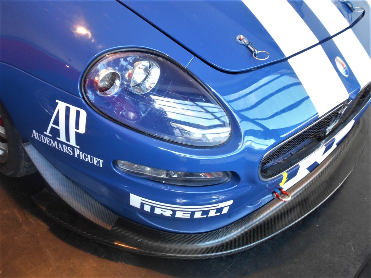 2005 Maserati Trofeo GT For Sale (picture 5 of 6)