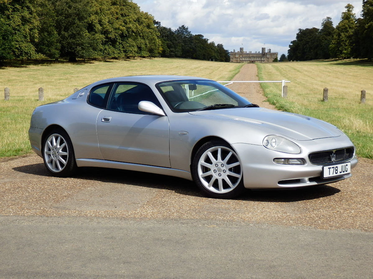 1999 Maserati 3200 GT 22 Feb 2020 For Sale by Auction (picture 1 of 6)