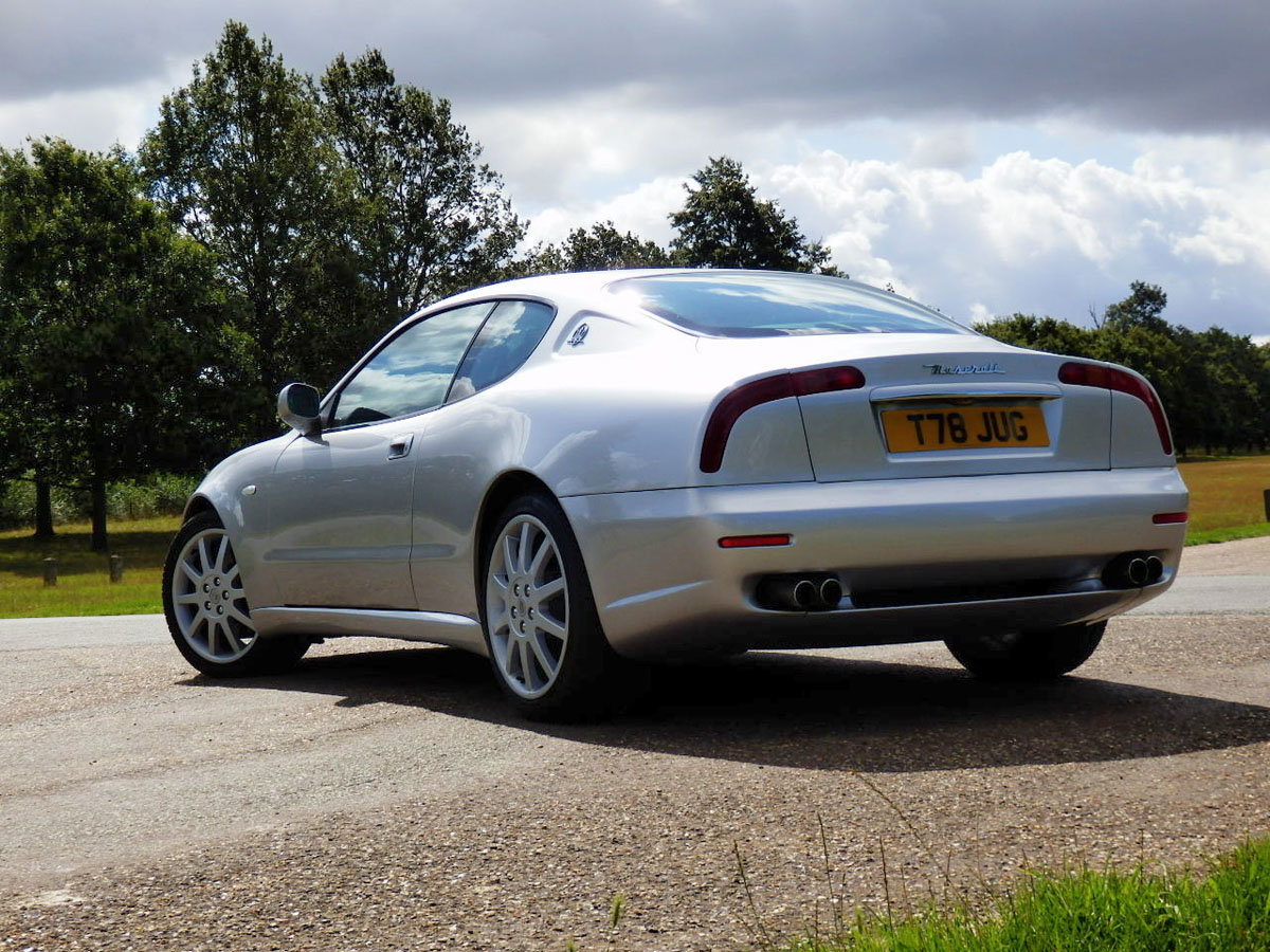 1999 Maserati 3200 GT 22 Feb 2020 For Sale by Auction (picture 2 of 6)