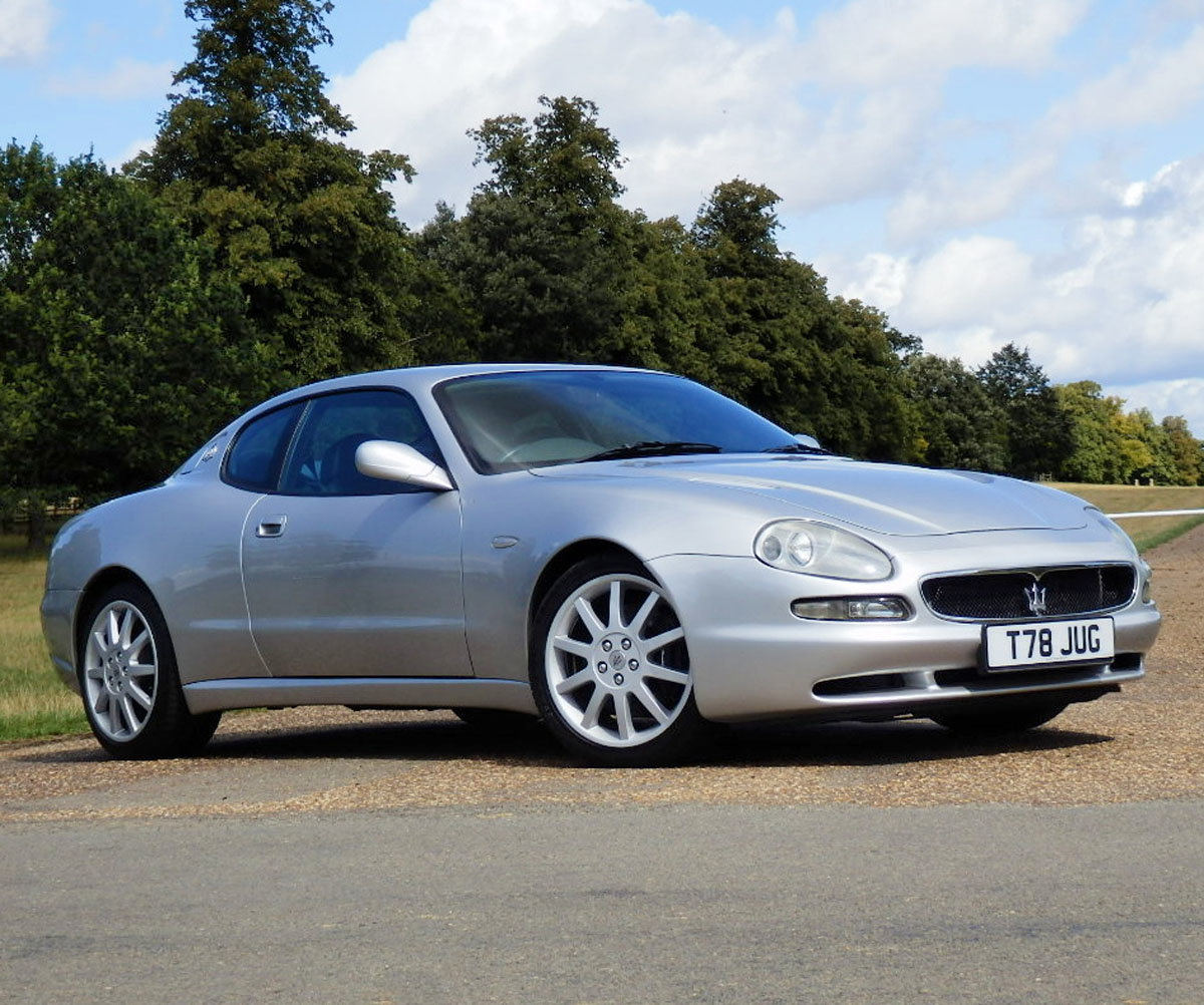 1999 Maserati 3200 GT 22 Feb 2020 For Sale by Auction (picture 3 of 6)