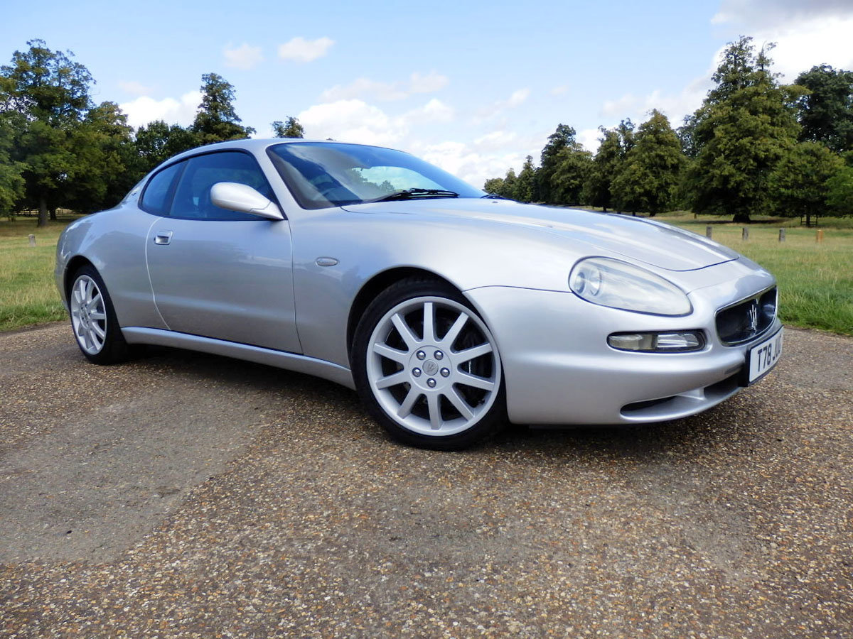 1999 Maserati 3200 GT 22 Feb 2020 For Sale by Auction (picture 4 of 6)