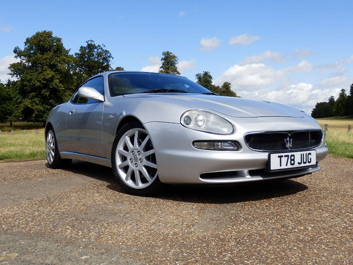 1999 Maserati 3200 GT 22 Feb 2020 For Sale by Auction (picture 5 of 6)