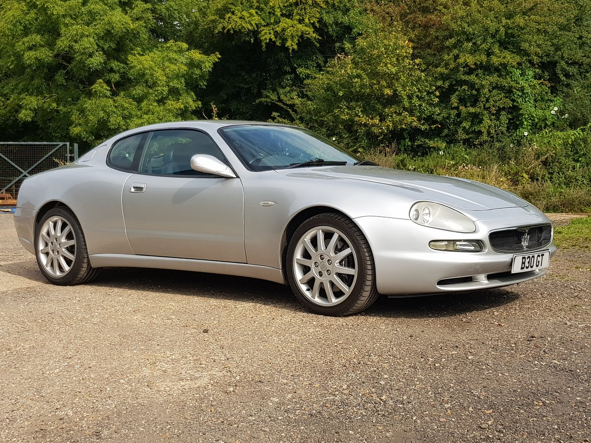 Maserati 3200 GT V8, 1999 For Sale (picture 1 of 5)