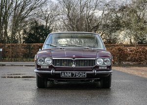 1970 Maserati Mexico For Sale by Auction