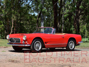 Picture of 1961 Maserati 3500 GT Spyder by Vignale For Sale