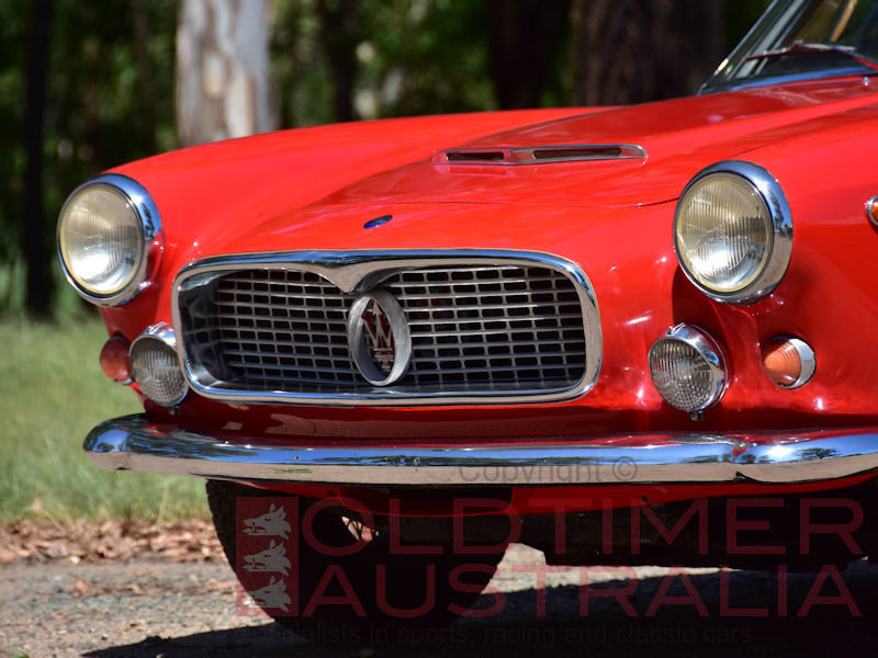 1961 Maserati 3500 GT Spyder by Vignale For Sale (picture 3 of 6)