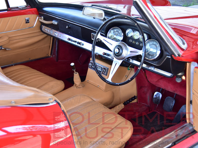 1961 Maserati 3500 GT Spyder by Vignale For Sale (picture 4 of 6)