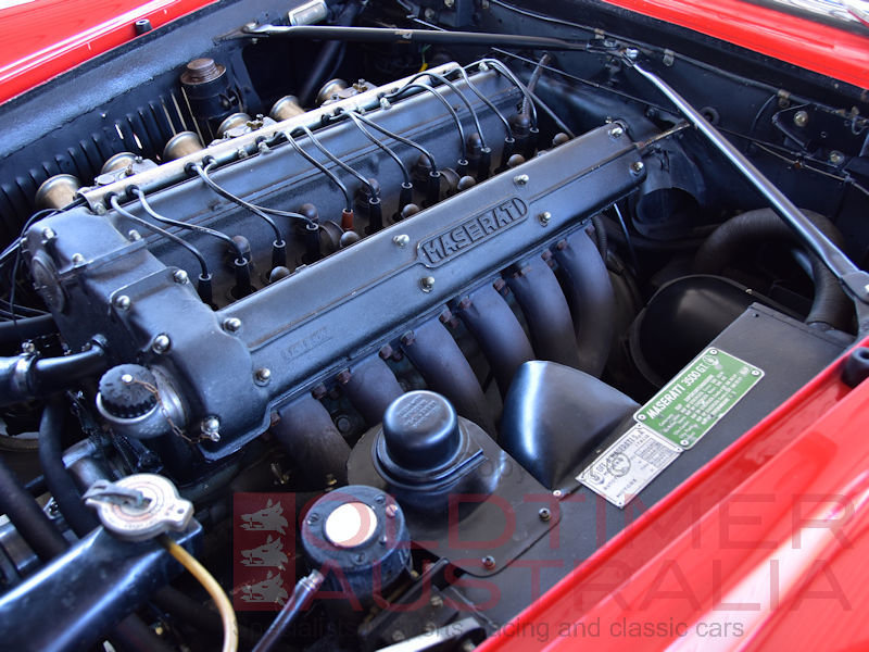 1961 Maserati 3500 GT Spyder by Vignale For Sale (picture 6 of 6)