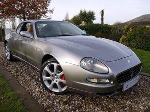 V8 Coupe CambioCorsa 2006 Mdl Maserati History