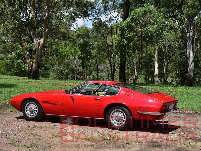1969 Maserati Ghibli For Sale (picture 2 of 6)