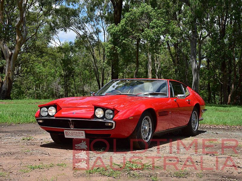 1969 Maserati Ghibli For Sale (picture 3 of 6)