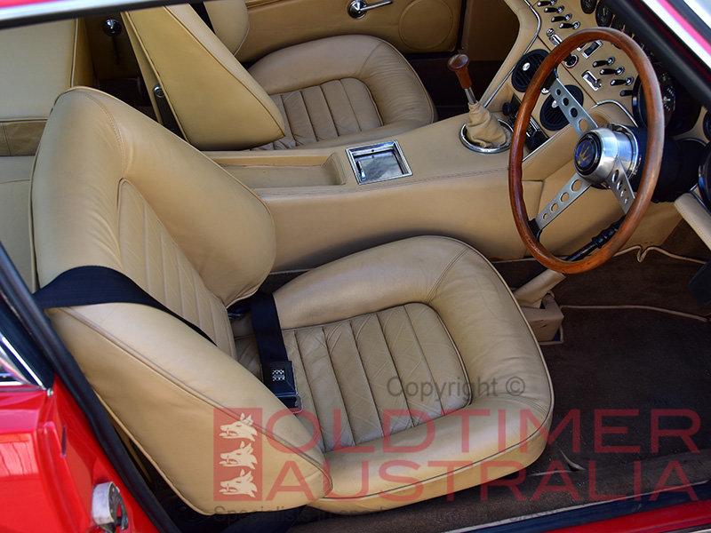 1969 Maserati Ghibli For Sale (picture 4 of 6)