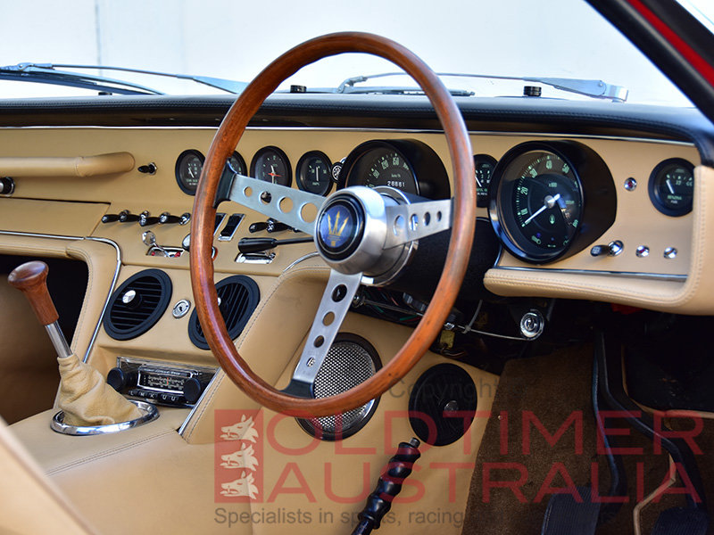 1969 Maserati Ghibli For Sale (picture 5 of 6)