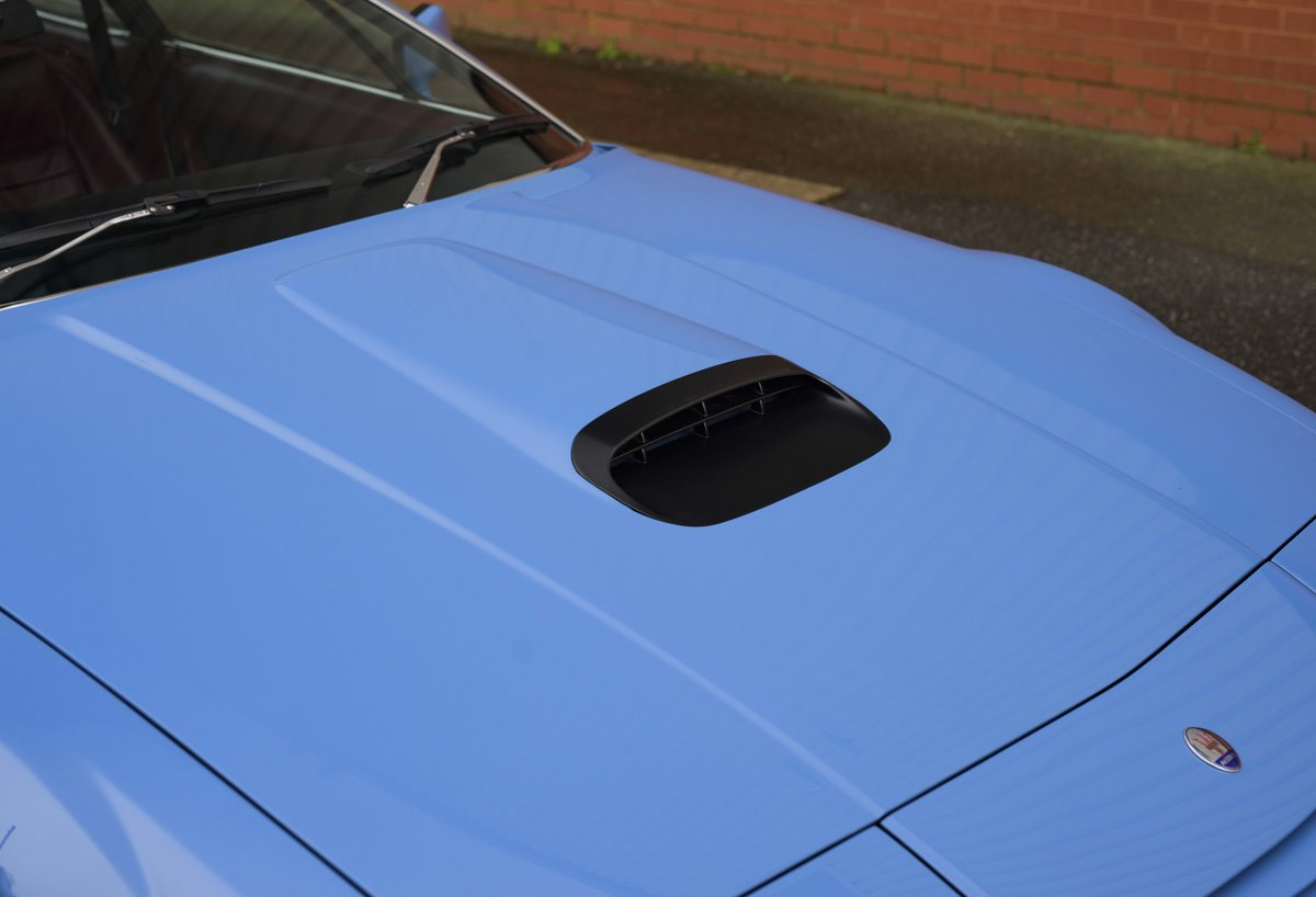 1975 Maserati Khamsin Resto Mod (RHD) For Sale (picture 9 of 24)