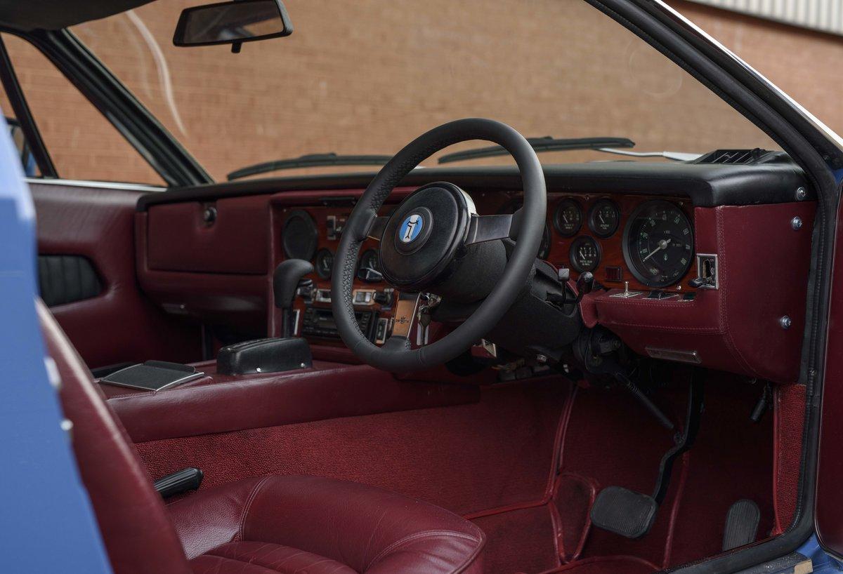 1975 Maserati Khamsin Resto Mod (RHD) For Sale (picture 15 of 24)