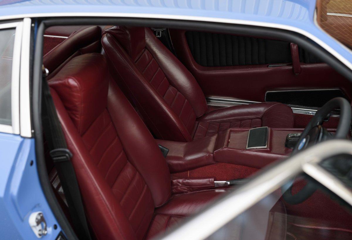 1975 Maserati Khamsin Resto Mod (RHD) For Sale (picture 18 of 24)