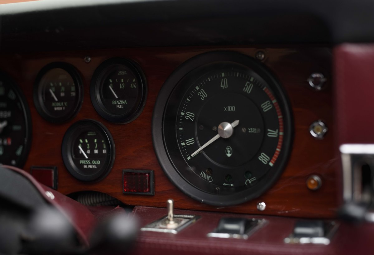 1975 Maserati Khamsin Resto Mod (RHD) For Sale (picture 19 of 24)