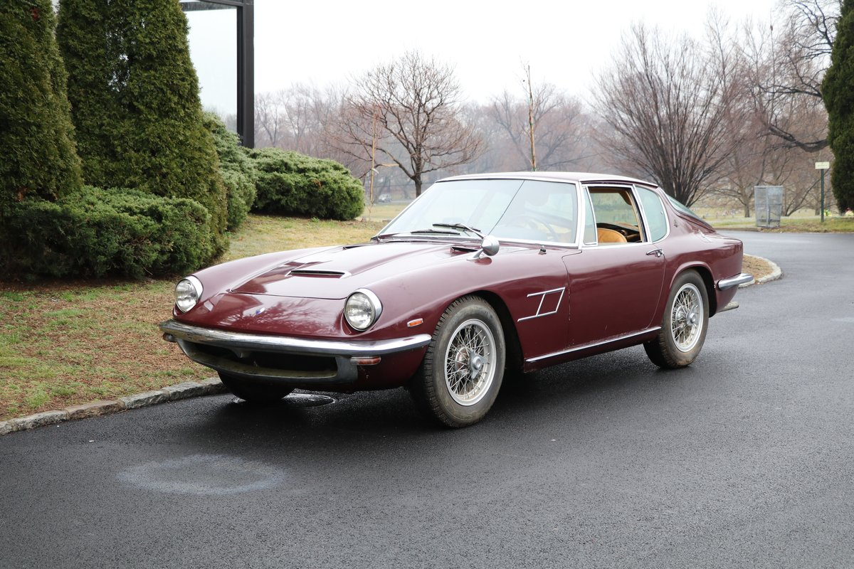 # 22935 1965 Maserati Mistral 3.7 Coupe  For Sale (picture 1 of 6)