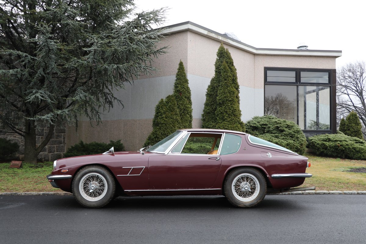 # 22935 1965 Maserati Mistral 3.7 Coupe  For Sale (picture 2 of 6)