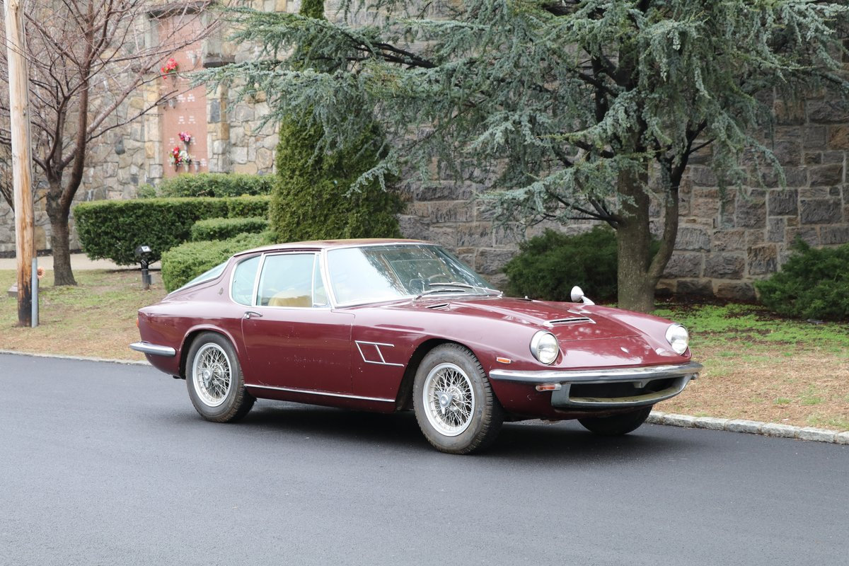 # 22935 1965 Maserati Mistral 3.7 Coupe  For Sale (picture 3 of 6)