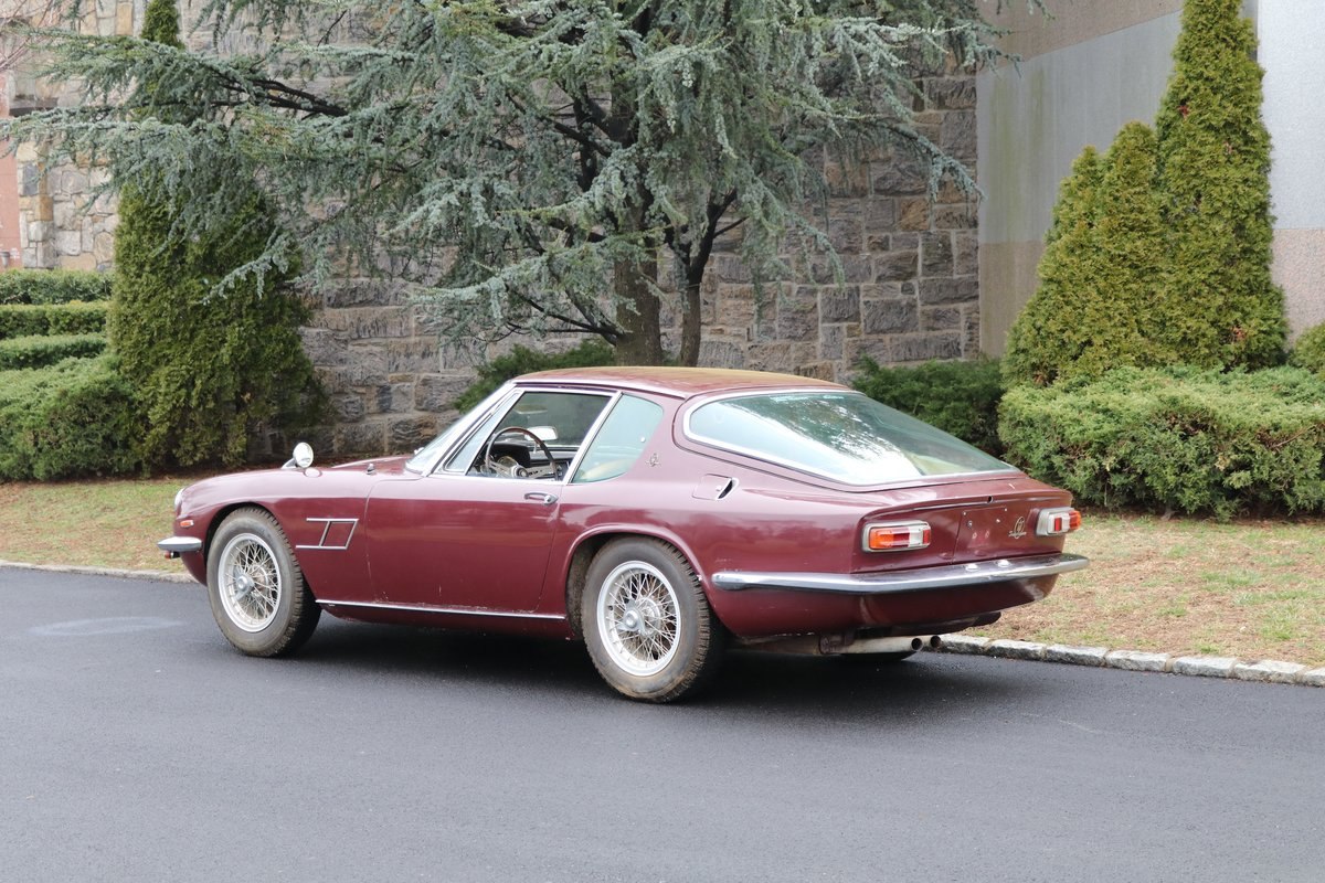 # 22935 1965 Maserati Mistral 3.7 Coupe  For Sale (picture 4 of 6)