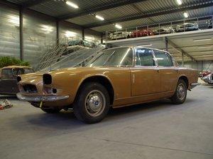 1964 Maserati Quattroporte 4200 series 1 for restoration, fully r