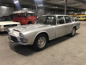 1967 Maserati Quattroporte Series 1