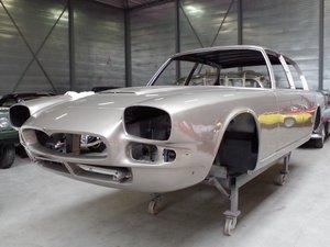 1968 Maserati Quattroporte series 1 project For Sale
