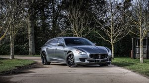 2016 Maserati Quattroporte 3.0 TD Shooting Brake  For Sale