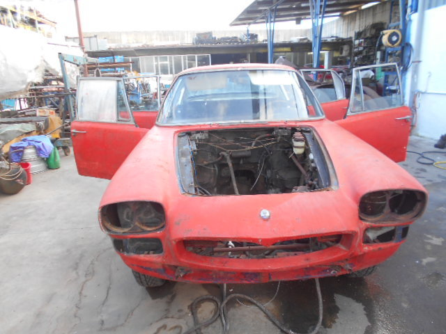 1963 Maserati Quattroporte series 1 or parts For Sale (picture 1 of 2)