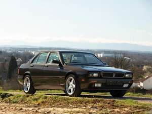 1992 Maserati 430 4v  For Sale by Auction