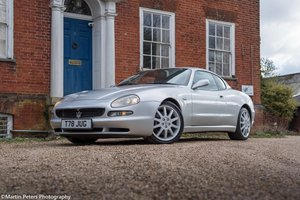 1999 Maserati 3200 GT V8 TWIN TURBO