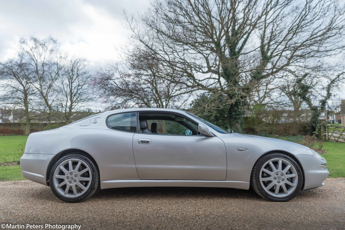 1999 Maserati 3200 GT V8 TWIN TURBO For Sale | Car And Classic