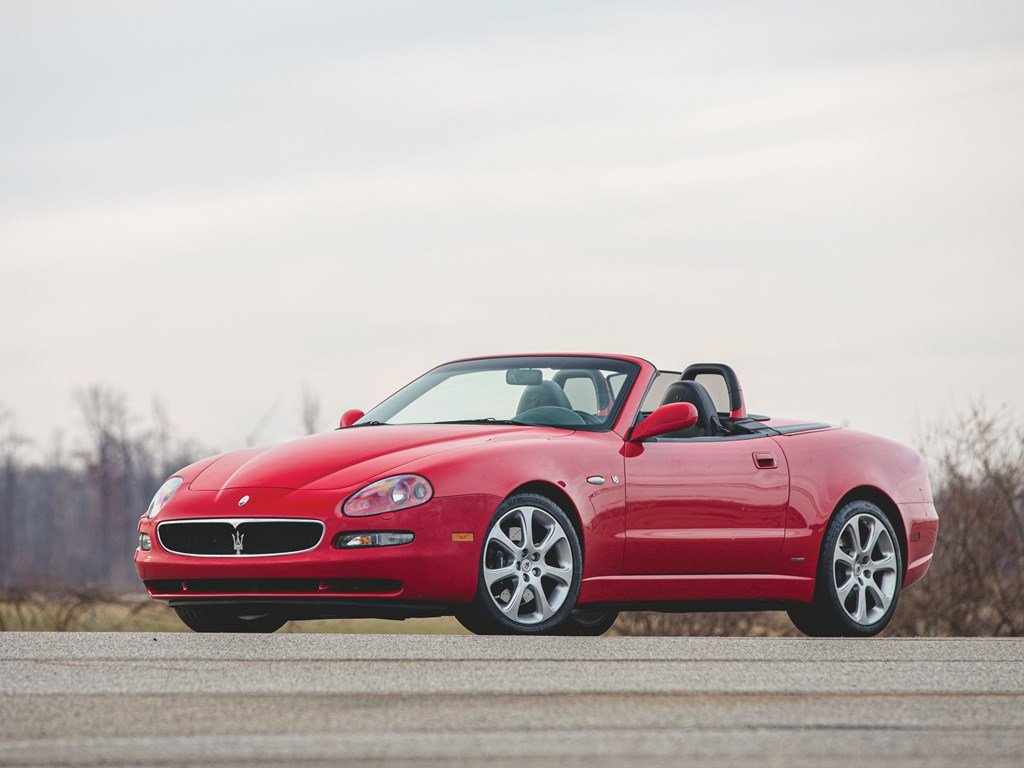 2003 Maserati Spyder GT For Sale by Auction | Car And Classic