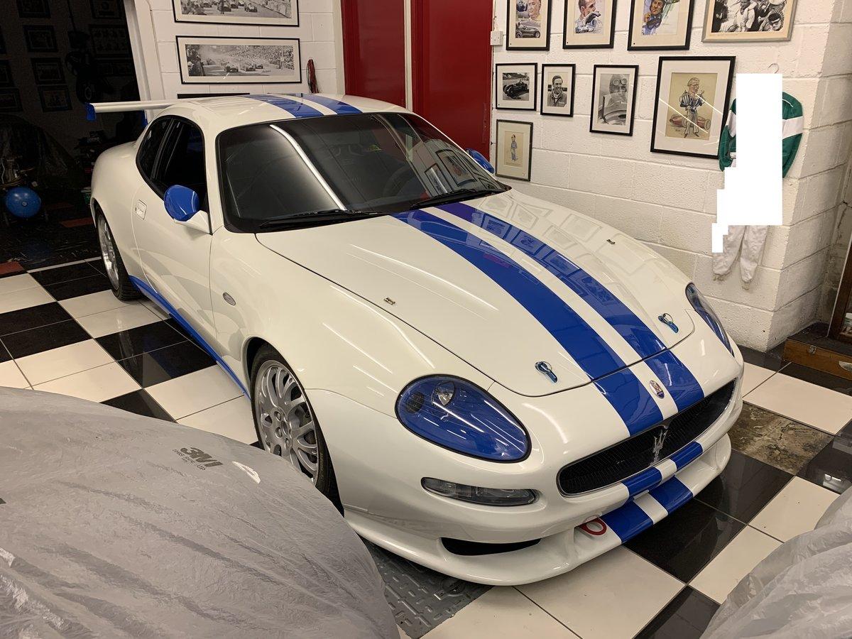 2003 Maserati Trofeo Cambiocorsa -never raced For Sale (picture 1 of 6)