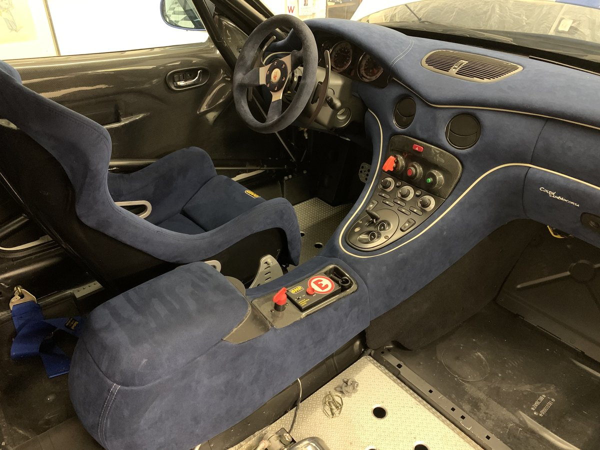 2003 Maserati Trofeo Cambiocorsa -never raced For Sale (picture 4 of 6)