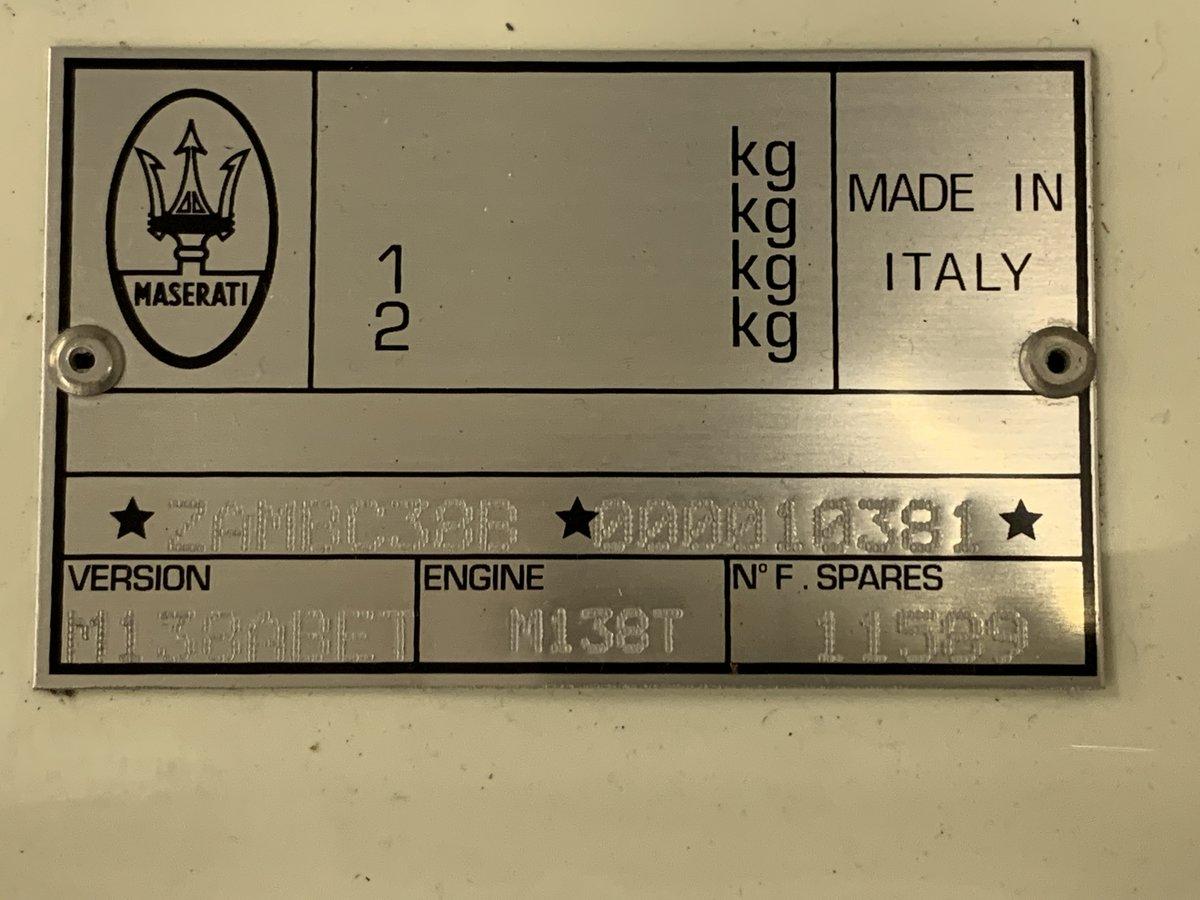 2003 Maserati Trofeo Cambiocorsa -never raced For Sale (picture 5 of 6)