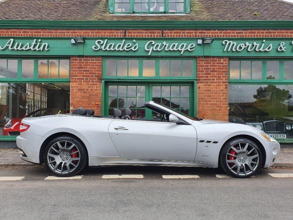 2011 Maserati Gran Cab  For Sale (picture 1 of 5)
