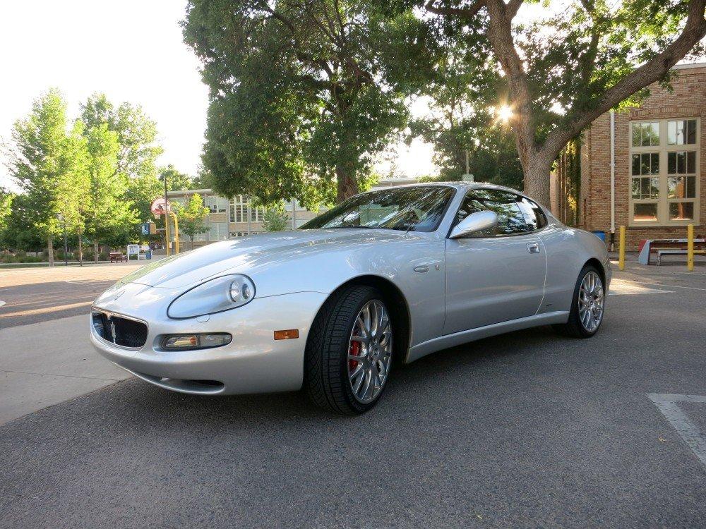 Maserati Cambiocorsa / 4.2ltr V8 4200cc / 2004 For Sale (picture 1 of 6)