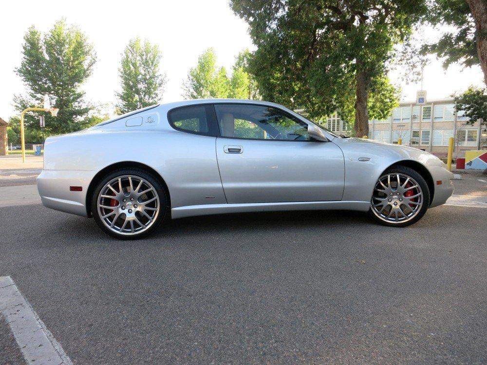 Maserati Cambiocorsa / 4.2ltr V8 4200cc / 2004 For Sale (picture 2 of 6)