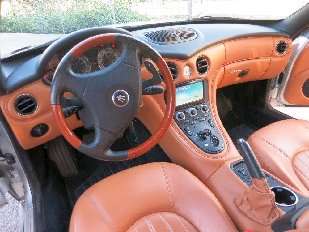 Maserati Cambiocorsa / 4.2ltr V8 4200cc / 2004 For Sale (picture 3 of 6)